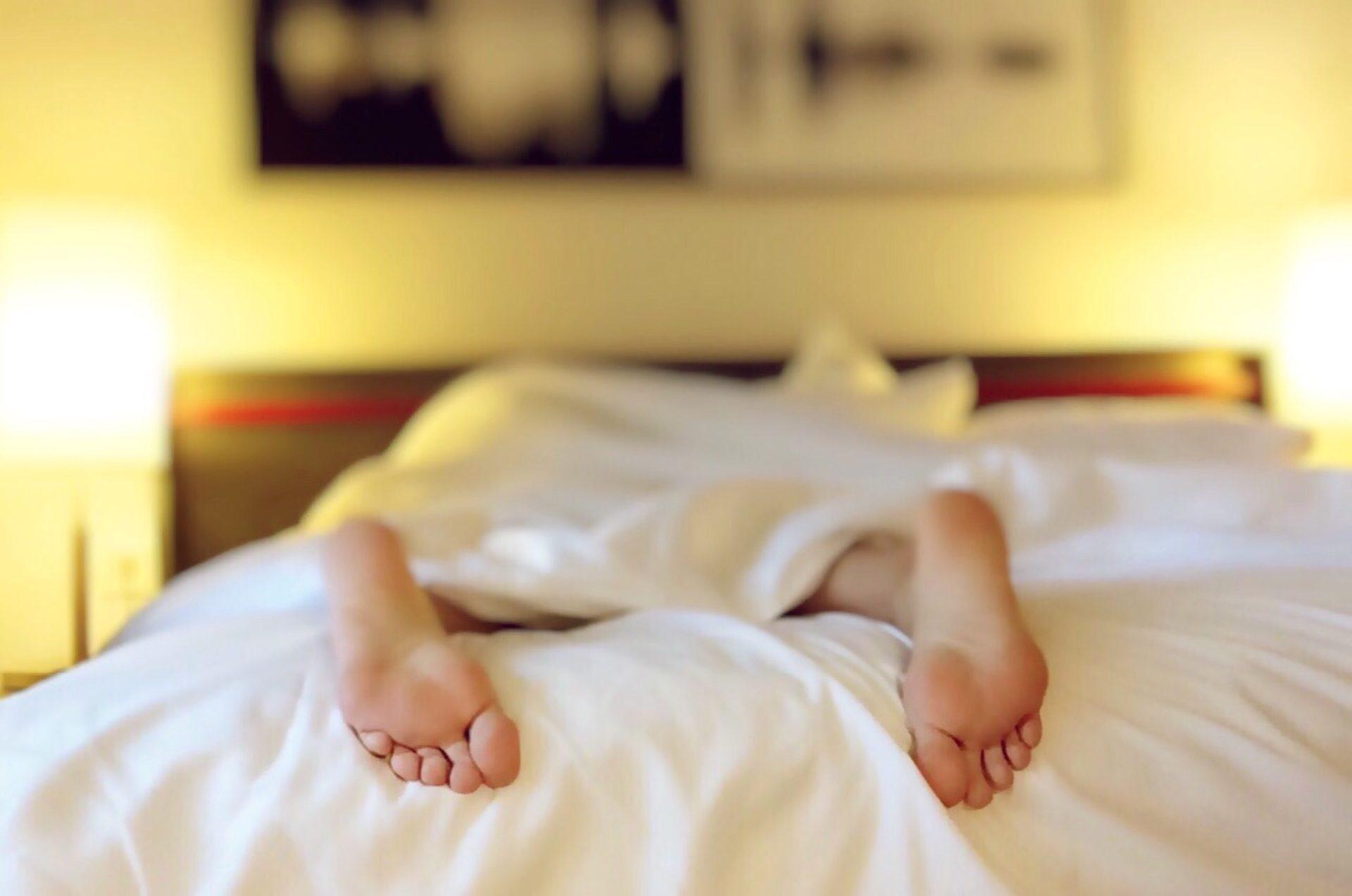 muscle building sleep
