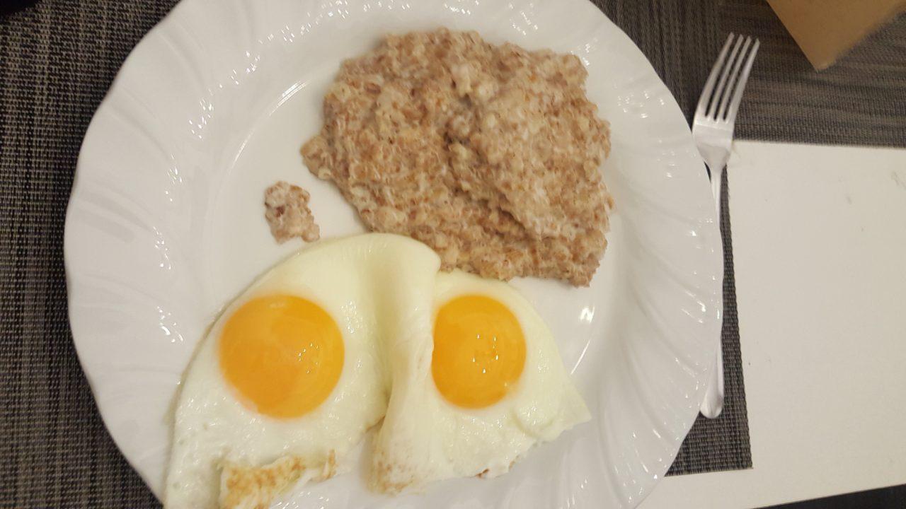 hommikusöök enne kava