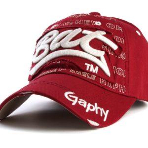 nokamüts punane