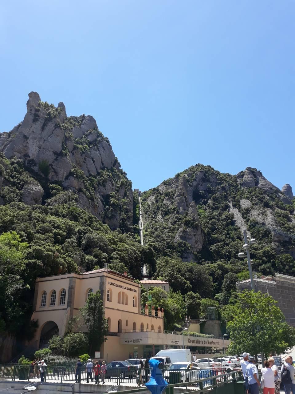 Montserrat klooster